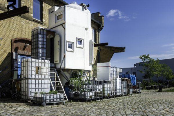 casa mobile sperimentale